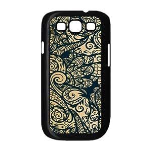 taoyix diy Gold Pattern ZLB565452 Brand New Case for Samsung Galaxy S3 I9300, Samsung Galaxy S3 I9300 Case