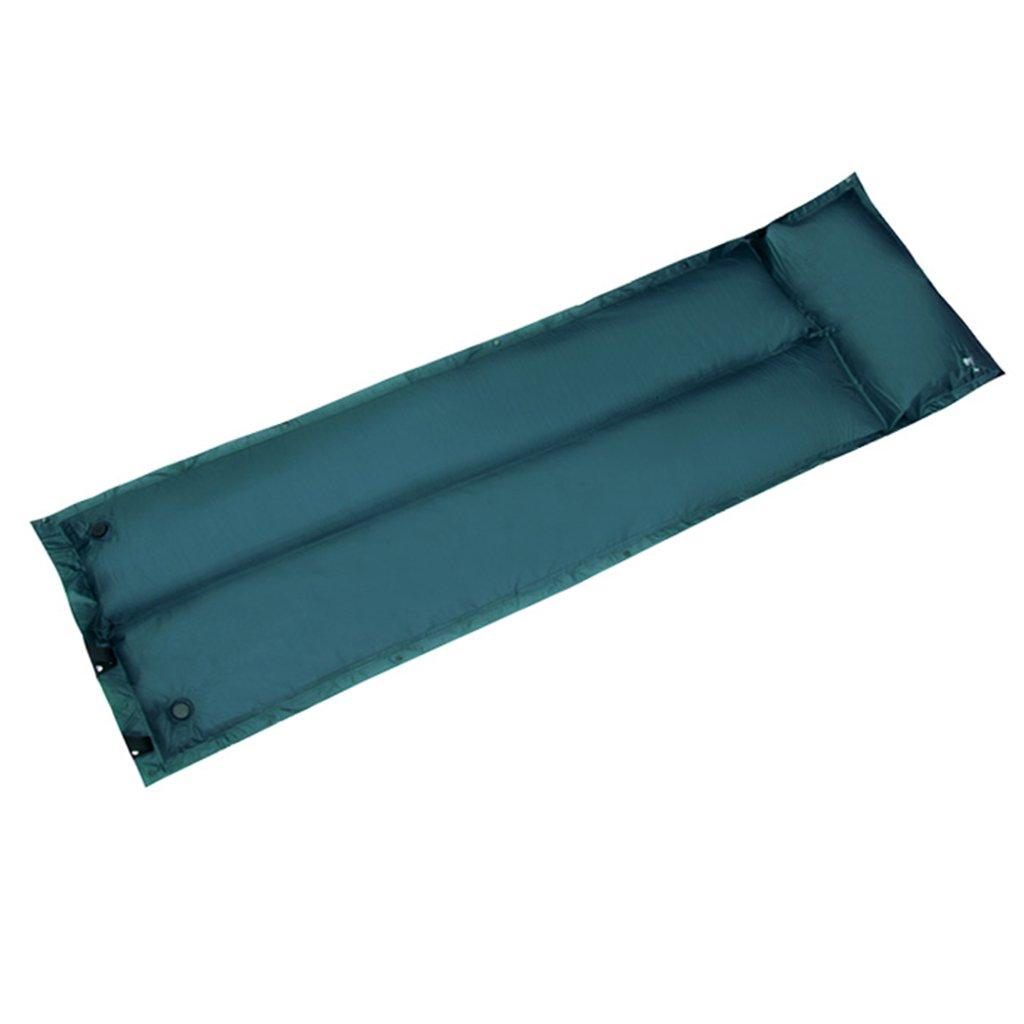 TYJ Picknick-Decken Automatische Aufblasbare Kissen Individuelle Outdoor Feuchtigkeitsfeste Pad Camping Zelte Schlafmatten Spleiß