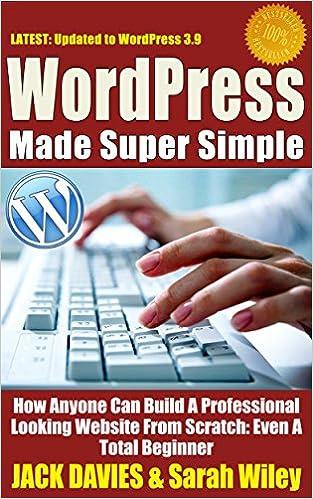 WordPress Made Super Simple