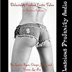 Delectably Explicit Erotic Tales: 15 Hardcore Eroticas