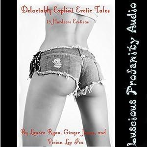 Delectably Explicit Erotic Tales: 15 Hardcore Eroticas Audiobook