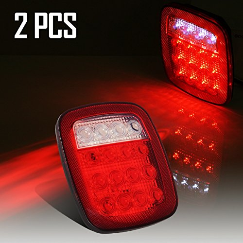 Led Tail Light Assembly Universal