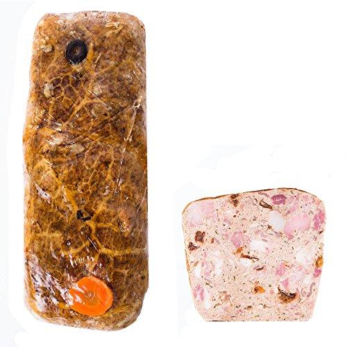 Rabbit Pate with Prunes & Cognac - 3.5 Lbs Loaf ()