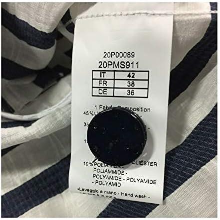 ANNA SERAVALLI Cappotto Donna Lino Donna Sfoderato MOD S911 Made in Italy