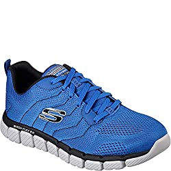Skechers Men's Flex 2.0 Milwee Blueblack 9.5 D Us