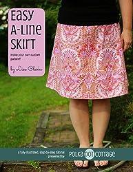 Easy A-Line Skirt: Make Your Own Custom Pattern
