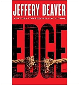 Book Edge by Deaver, Jeffery [Hardcover]