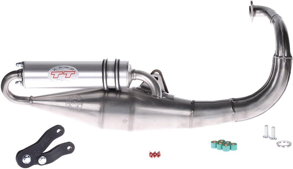 Auspuff Leovince Tt Speedfight 2 50 S1b Ac Lc Auto