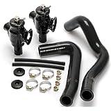 Turbosmart TS-0203-1050 Kompact Black Dual Port Kit for BMW Cars