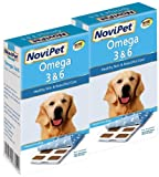 NoviPet Omega 3 and 6 Supplement for Dogs, My Pet Supplies