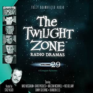The Twilight Zone Radio Dramas, Volume 29 Radio/TV Program