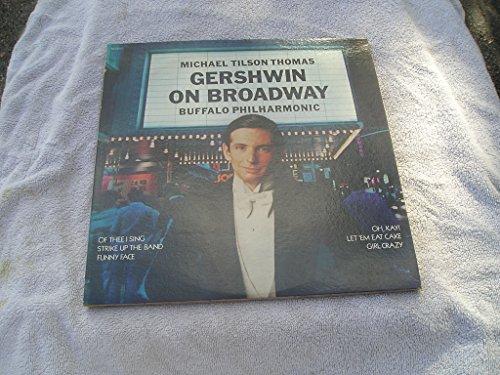 Gershwin On Broadway (Overtures). Buffalo Phil. Tilson Thomas, - Stores Mall Buffalo