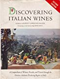 img - for Discovering Italian Wines book / textbook / text book