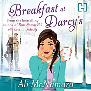 Breakfast at Darcy's | Livre audio