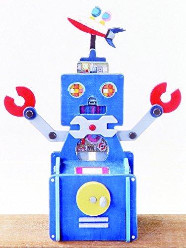 Ai studio robot piggy bank A61 by A&I