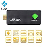 HONGTOP MK809III Quad Core 2GB/8GB 4K Streaming Media Player Android 5.1 TV Stick Wi-Fi Dongle Smart Mini PC Strong Singal