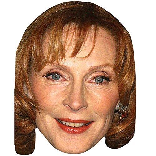 Gates McFadden Celebrity Mask, Card Face and Fancy Dress (Star Trek Costume Designer)