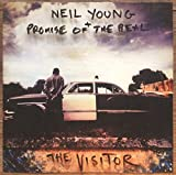 51dVXFE5XTL. SL160  - Neil Young & Promise of the Real - The Visitor (Album Review)