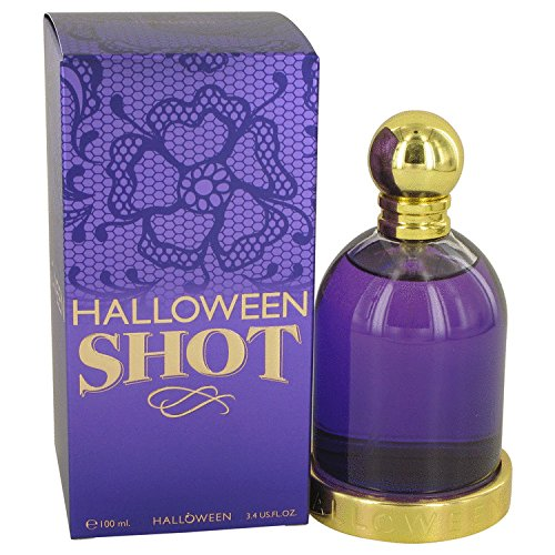 Jesus Del Pozo Halloween Shot Women Eau De Toilette EDT 3.4oz / 100ml]()