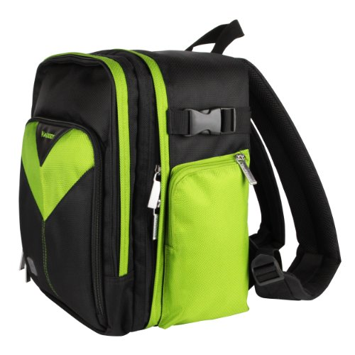 el T5i Green Sparta Collection SLR Camera Backpack (Sparta Green)