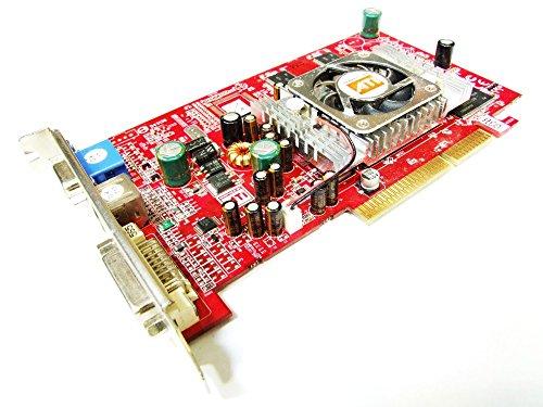 GECUBE R9600-PRO D3H -Radeon-9600-Pro-256MB-DVI-VGA-TV-Out-AGP-Graphics-Card-R9600-PRO-D3H