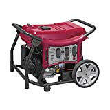 Powermate PC0146500 6500W Electric Start Portable Generator