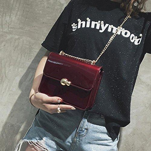 Moda Tracolla Brevetto Kipling Crossbody A Donna Bag Borse Pelle wqA6X4qWa