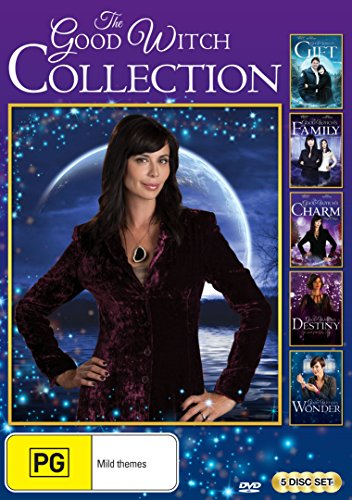 The Good Witch Movie Collection (The Good Witch's Gift / The Good Witch's Family / The Good Witch's Charm / The Good Witch's Destiny / The Good Witch's Wonder) -
