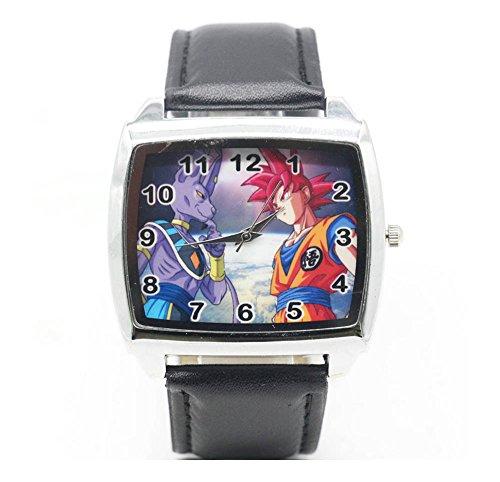 Price comparison product image Dragon Ball Z Watch Boy Men Wristwatch