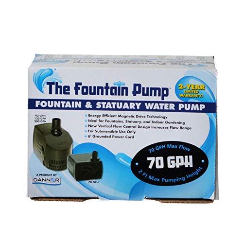 (DANNER Eugene Pond P The Fountain Pump Statuary Pump 200 GPH)