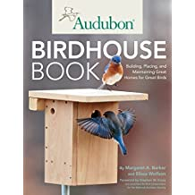 Audubon Birdhouse Book