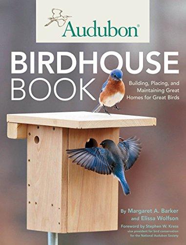 Audubon Birdhouse Book by [Barker, Margaret A., Wolfson, Elissa]