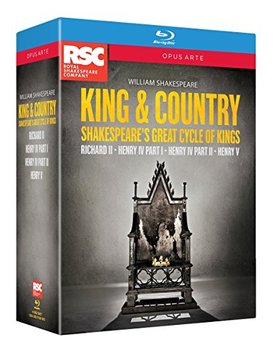 Shakespeare: King & Country (4PC)
