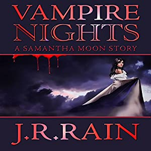 Vampire Nights: A Samantha Moon Story Audiobook
