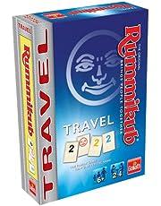 Goliath 50290 Rummikub The Original Travel Board Game - 3 Years & Above
