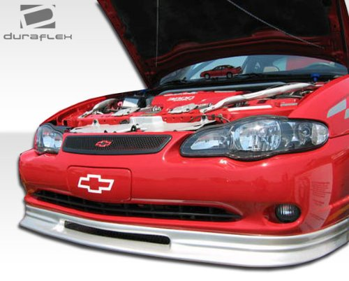Duraflex 104371 2000-2005 Chevrolet Monte Carlo Racer Front Lip Under Spoiler Air - Carlo Racer Chevrolet Fiberglass Monte
