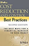 Cost Reduction and Control Best Practices: The Best Ways for a Financial Manager to Save Money