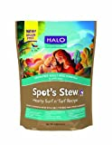 Halo Spot's Stew Grain-Free Surf N' Turf Diet for Dogs, 14-Pound, My Pet Supplies