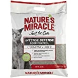 Nature's Miracle Intense Defense Odor Control Clumping Litter
