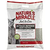 Nature's Miracle Intense Defense Clumping Litter, 20 lb