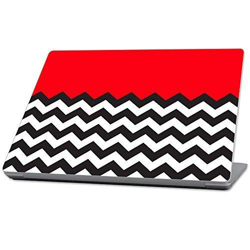 最新入荷 MightySkins B07898HZSK Protective Durable Red and Unique Vinyl wrap Vinyl cover Skin for Microsoft Surface Laptop (2017) 13.3 - Red Chevron Red (MISURLAP-Red Chevron) [並行輸入品] B07898HZSK, アンカーネットワークサービス:7e41d07d --- senas.4x4.lt