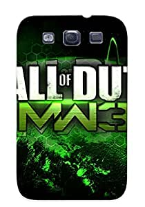 Ellent Galaxy S3 Case Tpu Cover Back Skin Protector Call Of Duty: Modern Warfare 3 For Lovers' Gifts