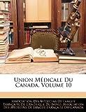 Union Médicale du Canada, , 1143513045
