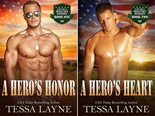 Military Heroes of the Flint Hills (2 Book Series)