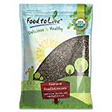 Organic French Green Lentils, 5 Pounds - Whole Dry Beans, Non-GMO, Kosher, Raw, Sproutable, Bulk
