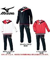 MIZUNO(ミズノ) モレリア ピステ 上下セット P2JE4521/P2JF4521 メンズ MORELIA サッカー フットボール フットサル ウインドブレーカー