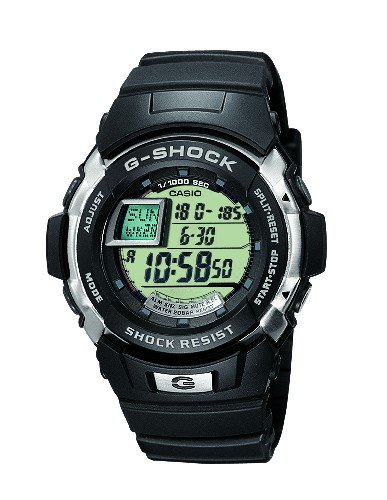 Casio G-Shock Gents Black Strap Watch