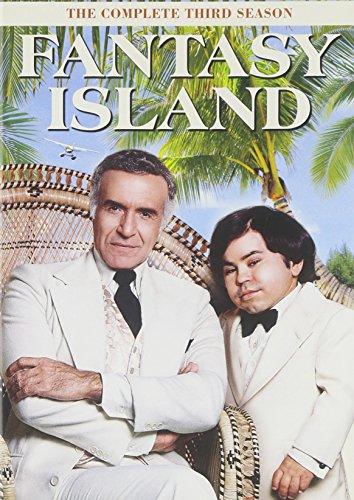 DVD : Fantasy Island: The Complete Third Season (DVD)