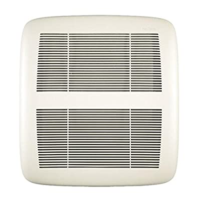 Nutone QTN110E Ultra Silent Ceiling Exhaust Bath Fan