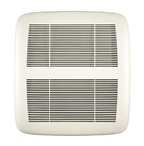 Nutone QTN110E Ultra Silent Ceiling Exhaust Bath Fan ...